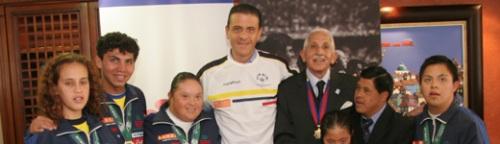 Fundación Ecuatoriana de Olimpiadas Especiales
