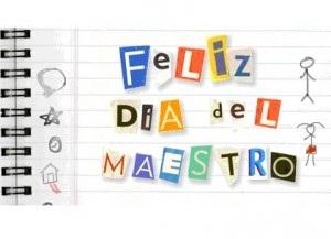 Dia del maestro 2012