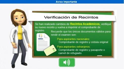 ENES Examen Nacional de Educacion Superior ENES Ecuador